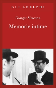 Il grande scrittore Georges Simenon, mette a nudo se stesso in questa biografia con uno stile ed una leggerezza nella scrittura ineguagliabili anche nei momenti più tragici della propria esistenza... Un capolavoro!