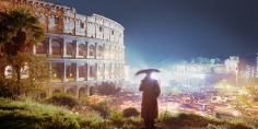 Roma 1995 di Olivo Barbieri