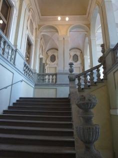 Scalinata di Palazzo da Mosto