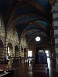 L'interno della Cattedrale