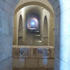 Cripta dell'abbazia