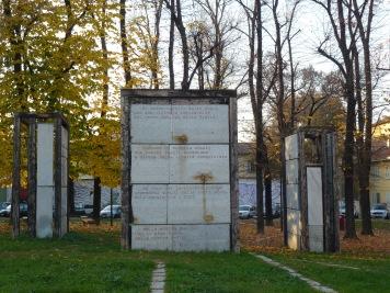 Monumento in Piazzale Rondani (Pr)